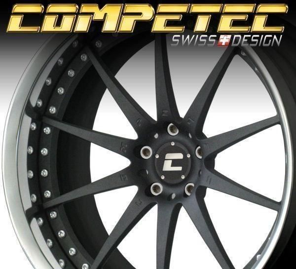 """COMPETEC by WORK 20"""" 5x112 Mercedes Audi"""