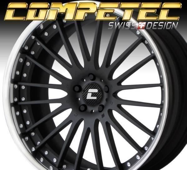"COMPETEC by WORK 20"" 5x112 Mercedes Audi"