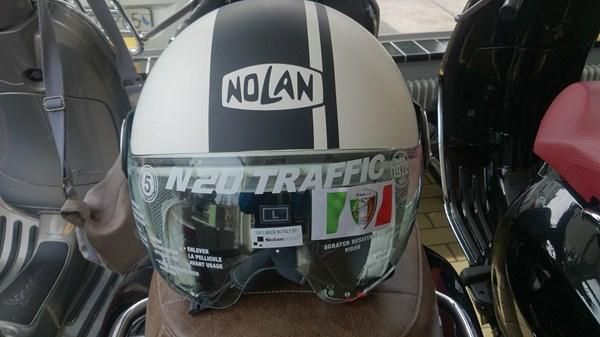 Nolan N20 Traffic Caribe