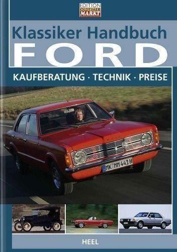 ford klassiker handbuch kaufen auf. Black Bedroom Furniture Sets. Home Design Ideas