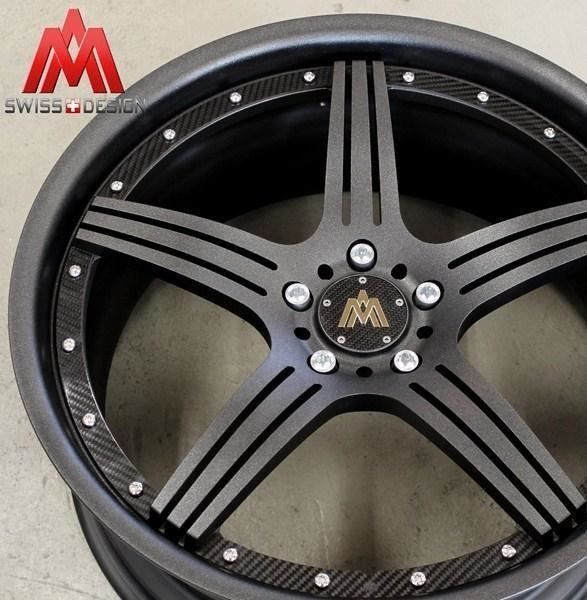 """AM by Work FORGED 20"""" 5x112 Audi VW MB"""