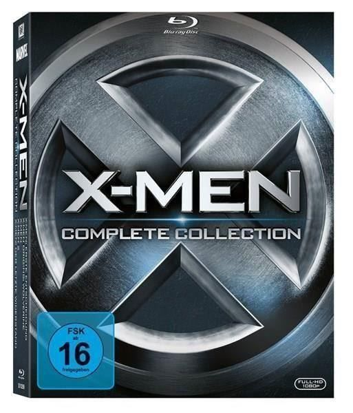 X-Men - Complete Collection (Blu-ray)