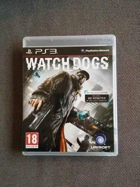 Watch Dogs UK-Version