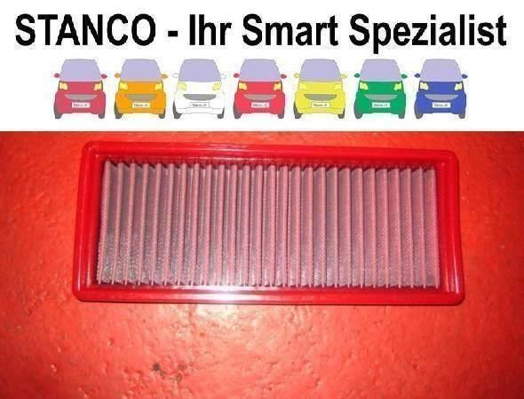 sport filter smart for two 451 2007-