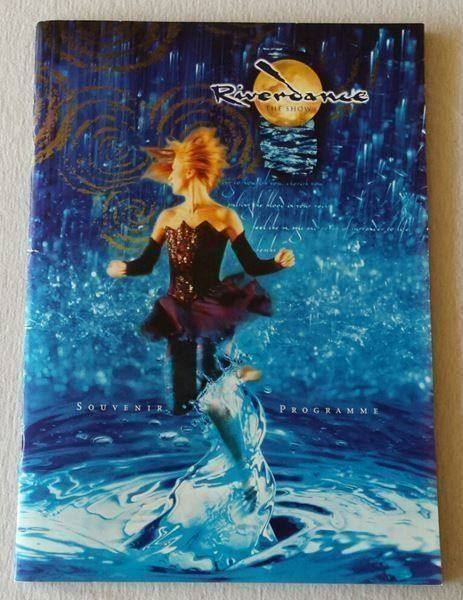 Riverdance - The Show - Programmheft