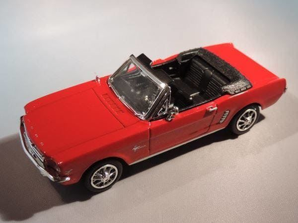 Ford Mustang Convertible 1964-1966 rot