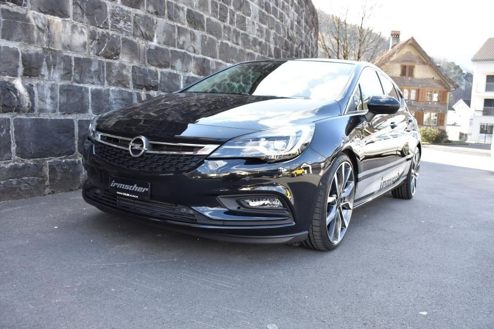 Opel Astra 1.4i Turbo Excellence