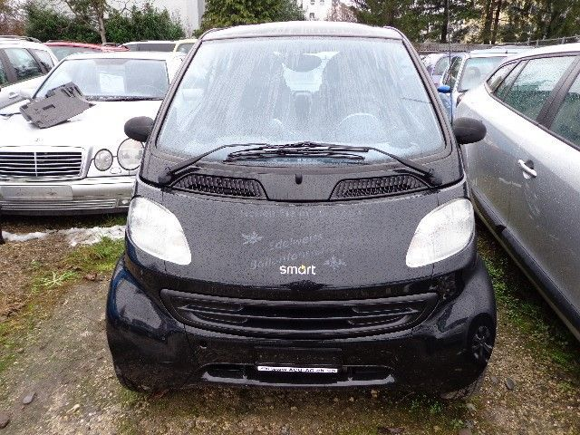 SMART fortwo pure +