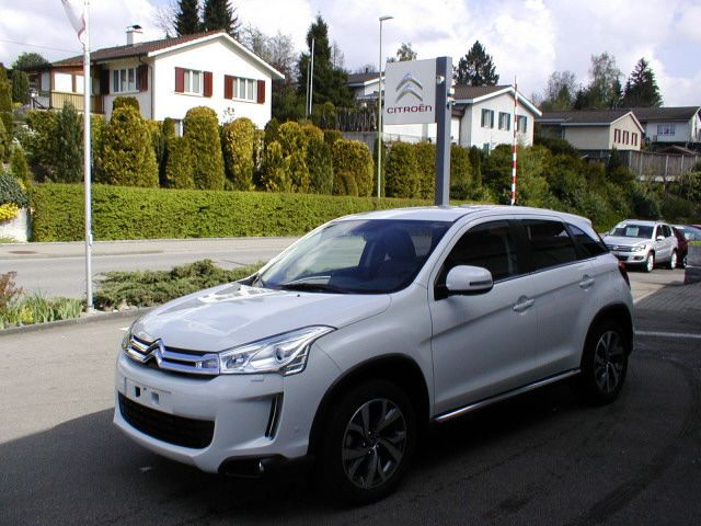 Citroen C4 Aircross 1.6HDi Exc4WD