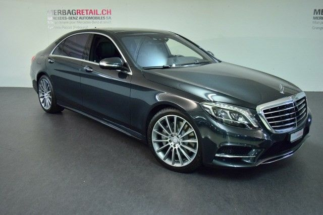MERCEDES-BENZ S 500 L 4Matic