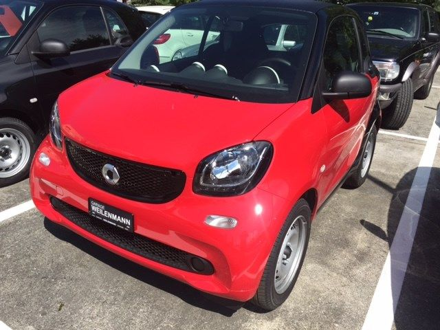 Smart fortwo twinmatic