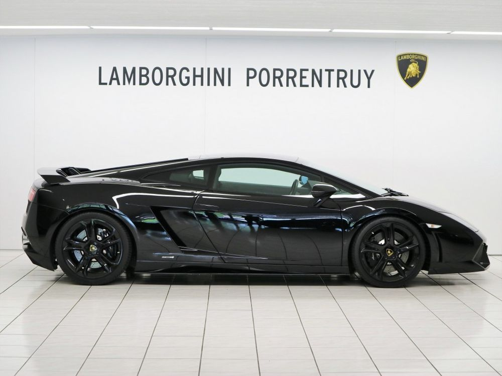 Lamborghini Gallardo LP560-4 Coupé E-Gear