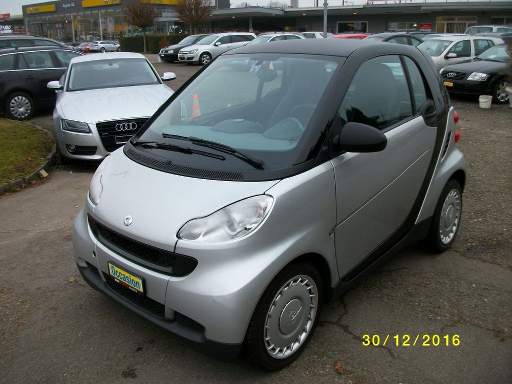Smart fortwo pure softouch