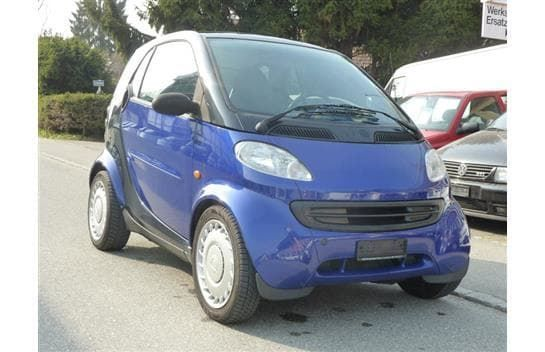 Smart FORTWO COUPE Mod. 1998- fortwo pulse