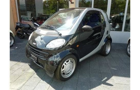 Smart FORTWO COUPE Mod. 1998- fortwo passion