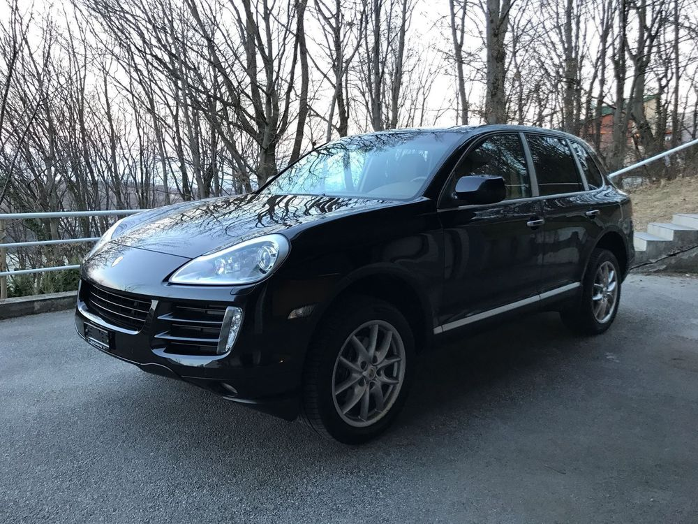 porsche cayenne tiptronic s kaufen auf. Black Bedroom Furniture Sets. Home Design Ideas