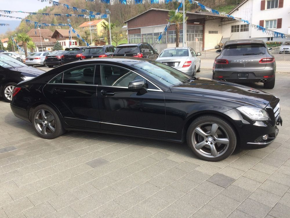 MERCEDES-BENZ CLS 350 CDI 4Matic 7G-Tronic