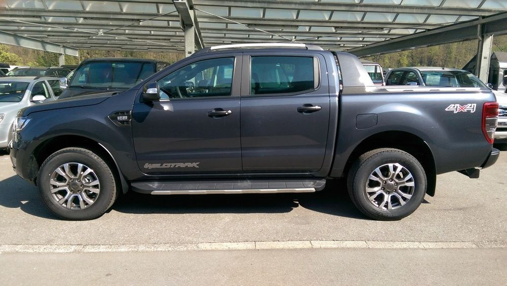 Ford Ranger Wildtrak 3.2 TDCi 4x4 A