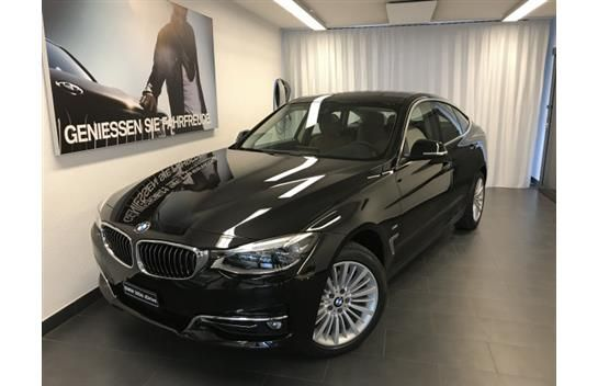 BMW 320d GT xDrive Luxury Line Steptronic