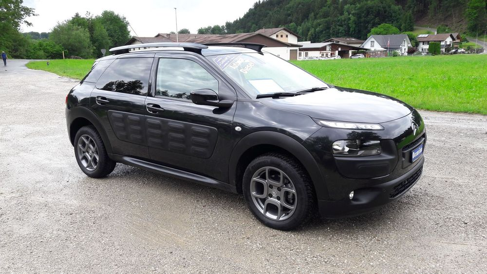 citroen c4 cactus 1 2 e thp shine edition kaufen auf. Black Bedroom Furniture Sets. Home Design Ideas