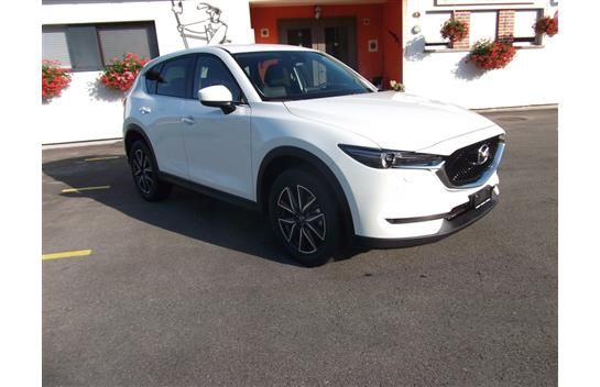 Mazda CX-5 2.2 D HP Revolution AWD Automatic