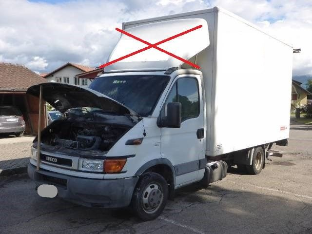 IVECO Daily City 35 C 15       A2HA14B1B1