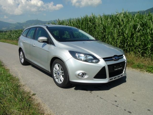 Ford Focus Station Wagon 2.0 TDCi 140 Titaniu