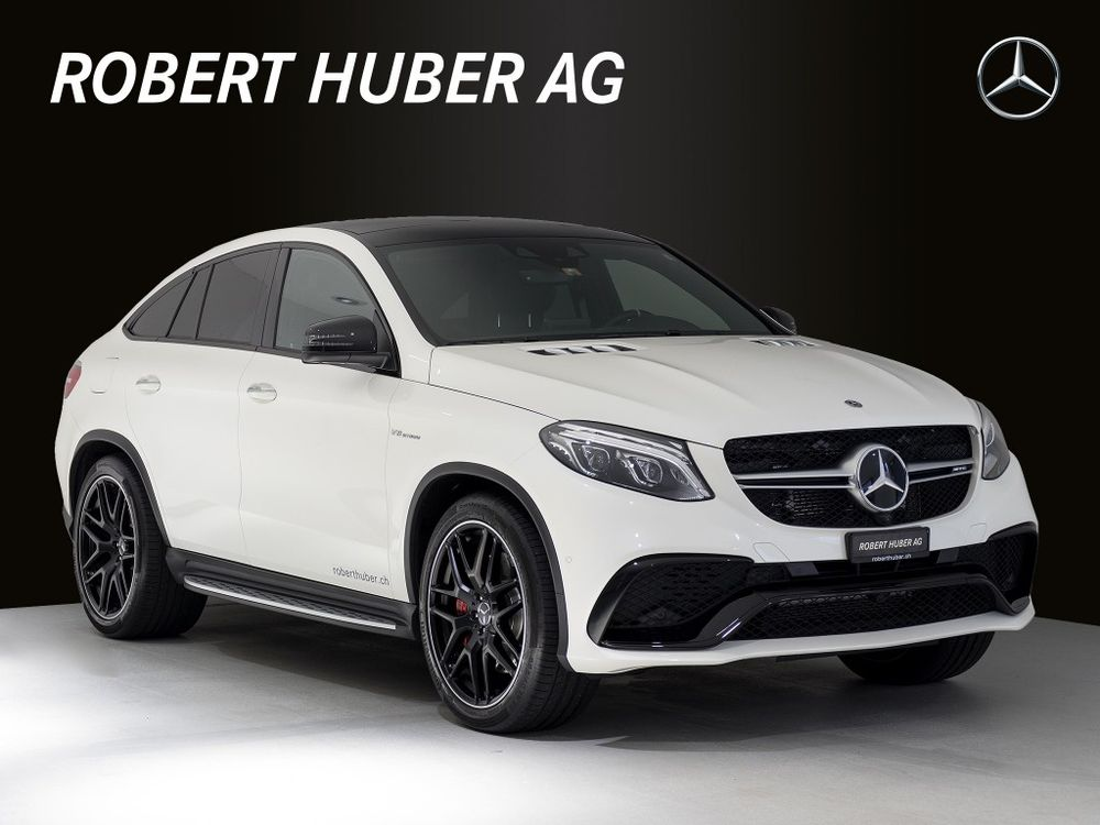 mercedes benz gle coup 63 s amg 4matic speedshift kaufen. Black Bedroom Furniture Sets. Home Design Ideas