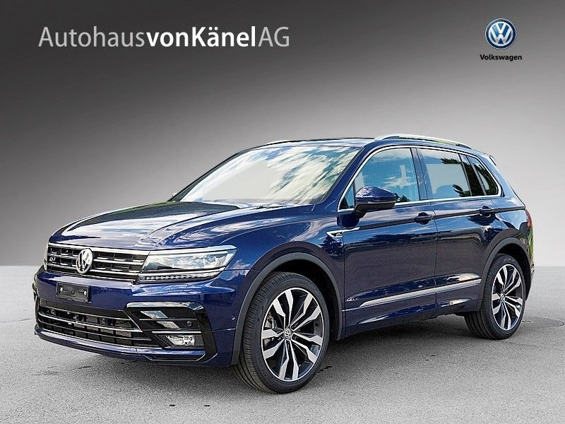 vw tiguan 2 0tsi highline 4motion dsg kaufen auf. Black Bedroom Furniture Sets. Home Design Ideas