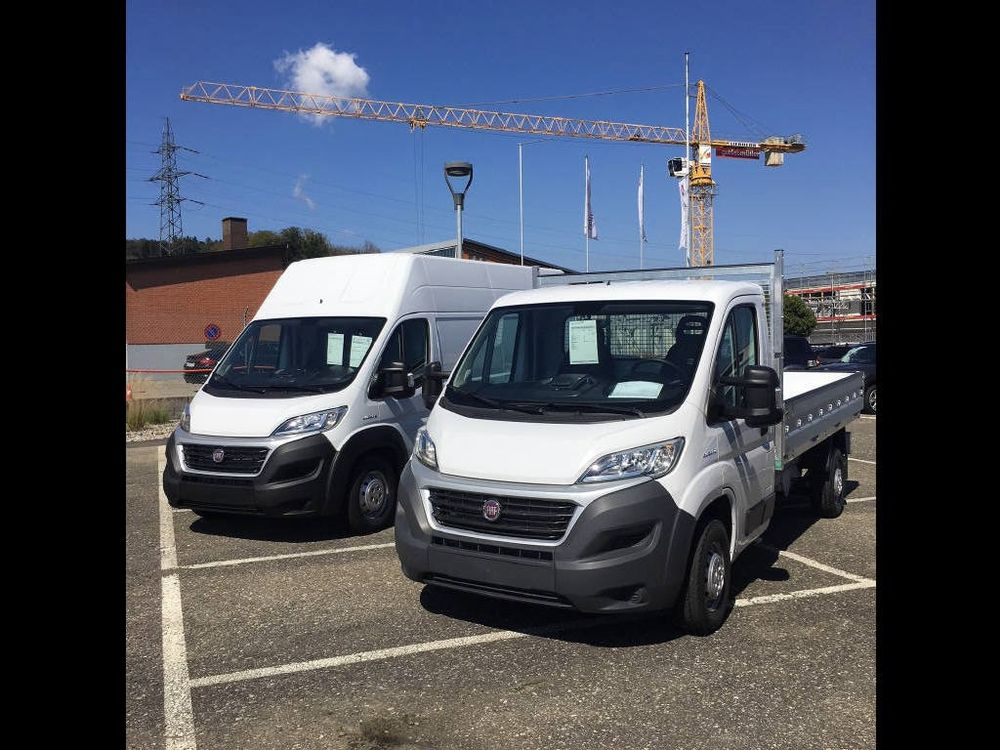 FIAT Ducato 290 17 Kab.-Ch. 3800 2.3 MJ