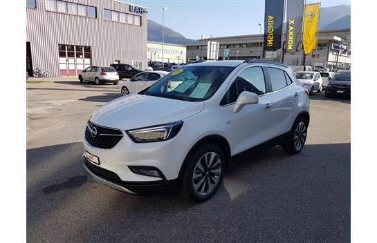 Opel Mokka X 1.4i 16V Turbo Excellence 4WD A