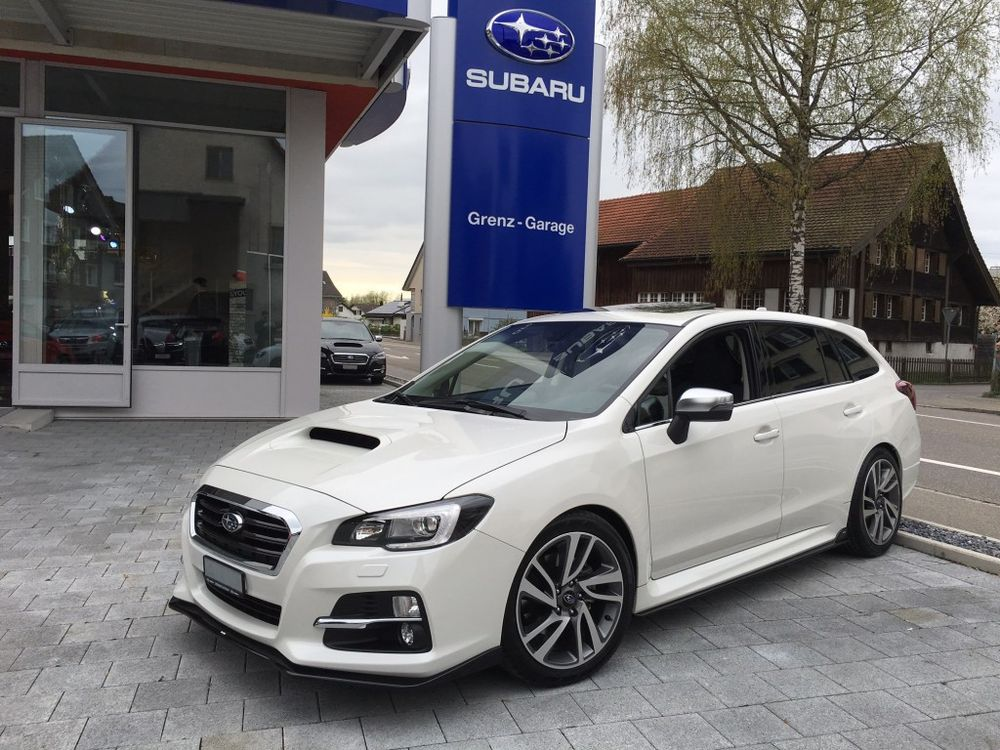 Subaru Levorg 1.6DIT Luxury S AWD Lineartronic