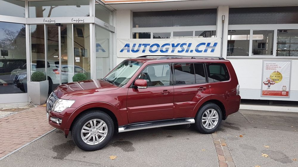 Mitsubishi Pajero 3.2DI-D Diamond Cross Country