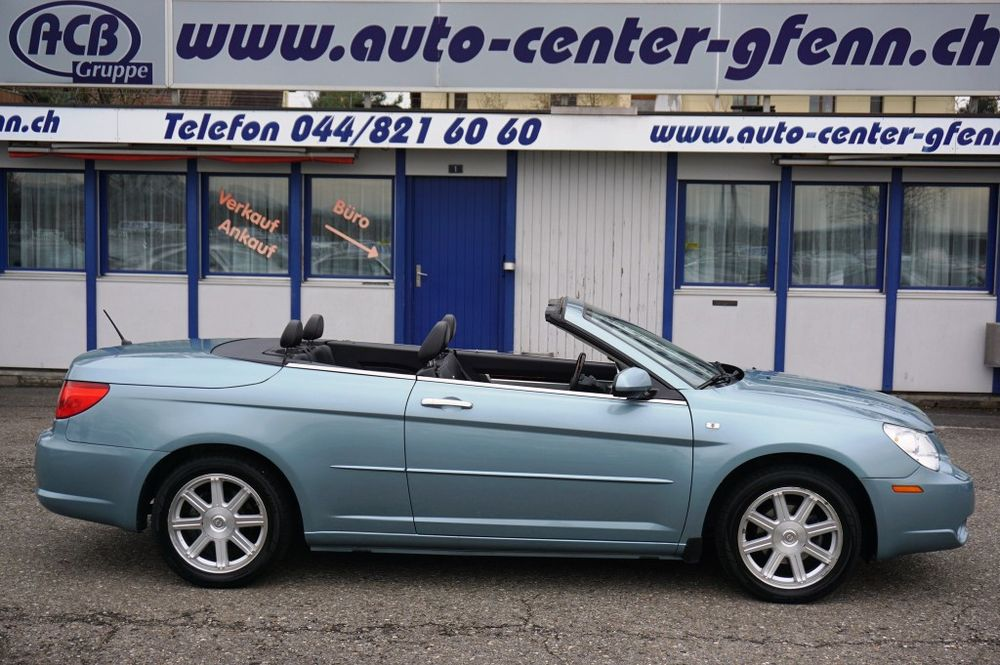 Chrysler Sebring 2.7 V6 Limited