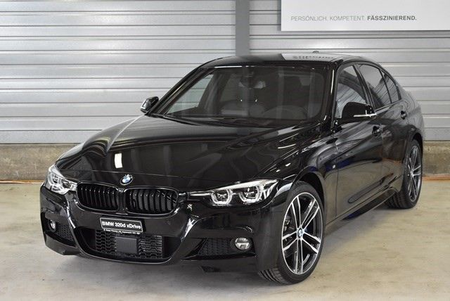 BMW 320d xDrive Edition M Sport Steptronic