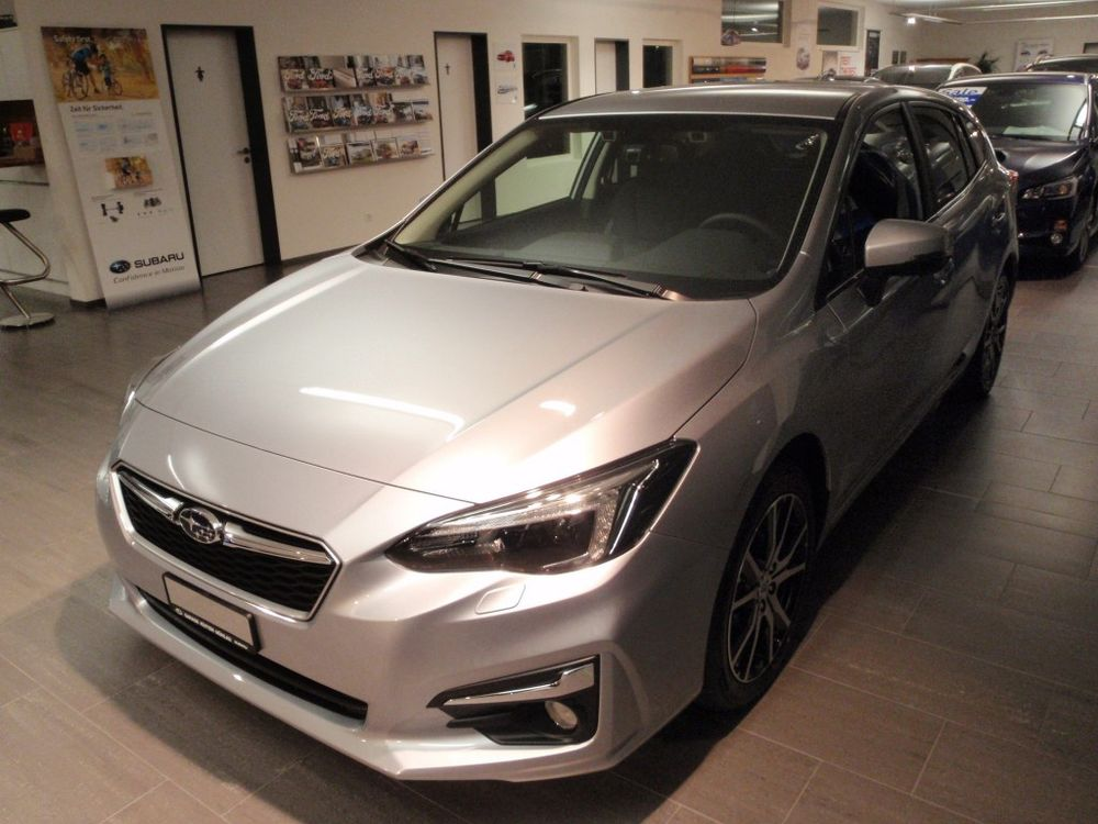 Subaru Impreza 2.0 Swiss Plus AWD Lineartronic