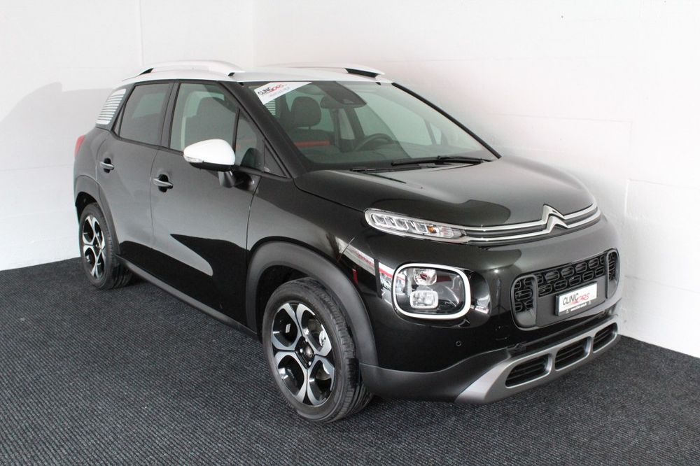 citroen c3 aircross puretech shine kaufen auf. Black Bedroom Furniture Sets. Home Design Ideas