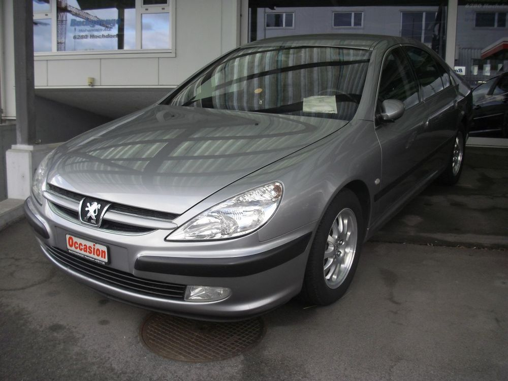 PEUGEOT 607 2.2 HDI Luxe