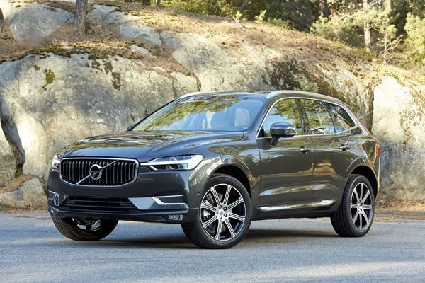 VOLVO XC60 T5 AWD Inscription Geartronic