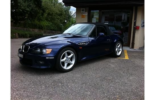 bmw z3 roadster kaufen auf. Black Bedroom Furniture Sets. Home Design Ideas