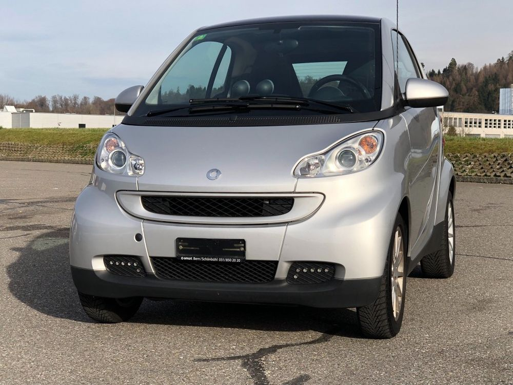Smart fortwo passion softouch
