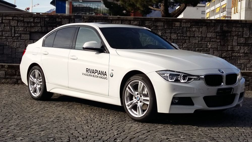 BMW 320d xDrive M Sport Steptronic