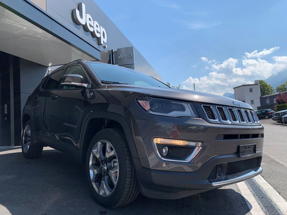 jeep compass 2 0crd opening edition awd 9atx kaufen auf. Black Bedroom Furniture Sets. Home Design Ideas
