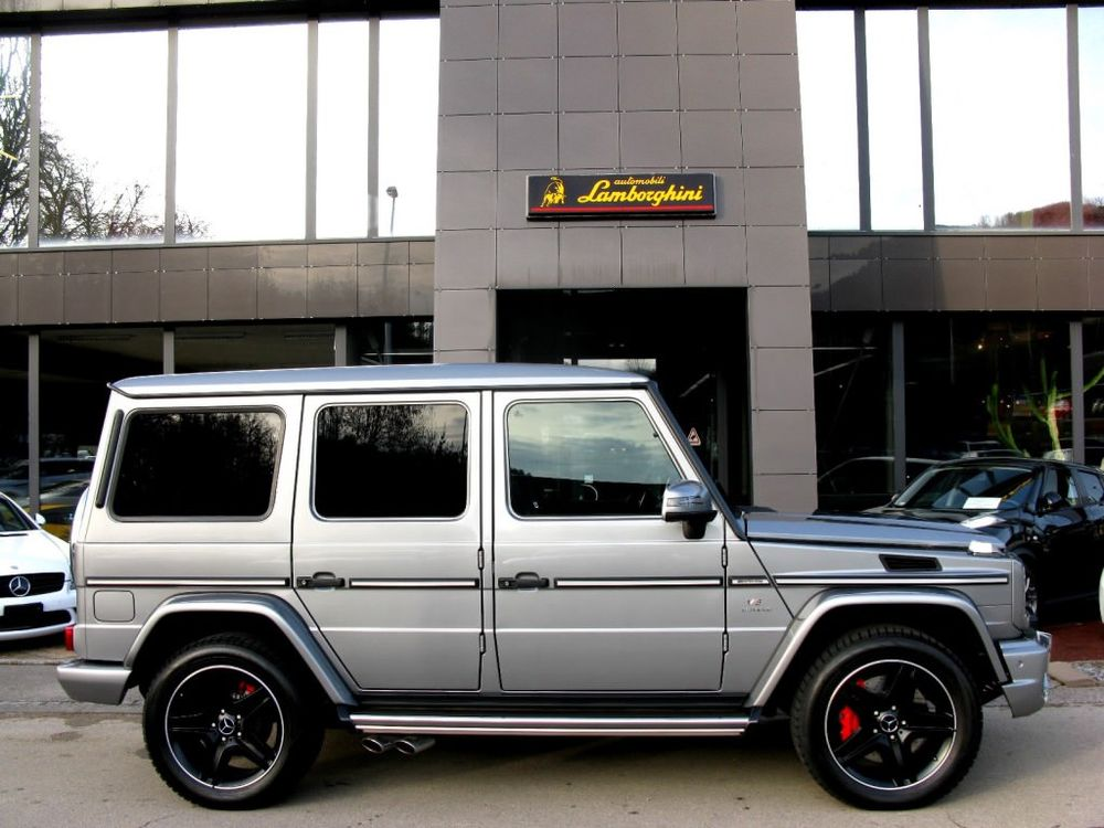 Mercedes-Benz G 63 AMG Automatic