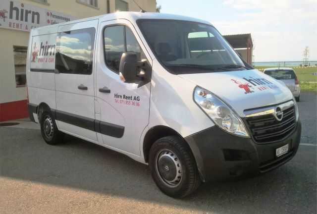 Opel Movano 2.3DT 3.5 L1H1
