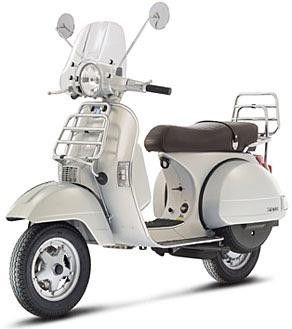 piaggio vespa px 125 e 30 anni kaufen auf. Black Bedroom Furniture Sets. Home Design Ideas