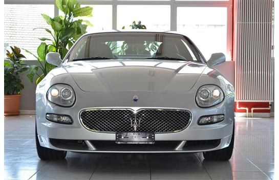 Maserati Coupé 4.2 V8 GranSport