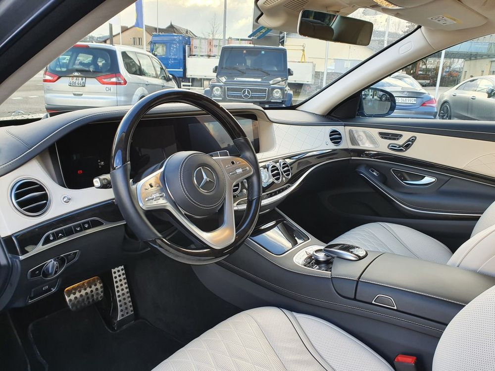 Mercedes-Benz S 400 d 4Matic 9G-Tronic