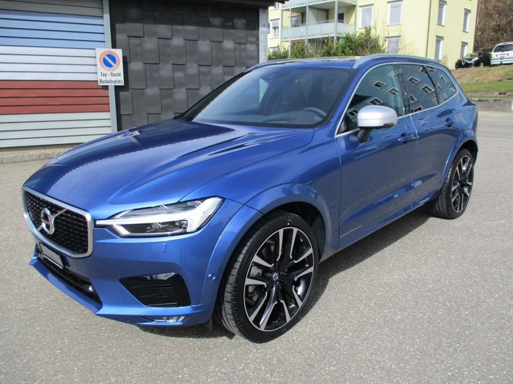 VOLVO XC60 T5 AWD R-Design Geartronic