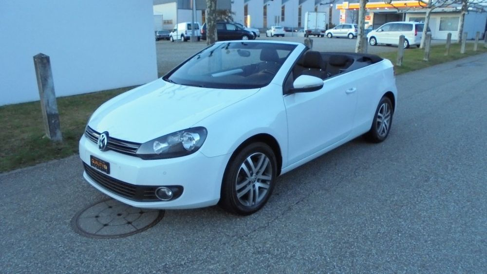 VW Golf Cabrio 1.2 TSI BMT Whiteline